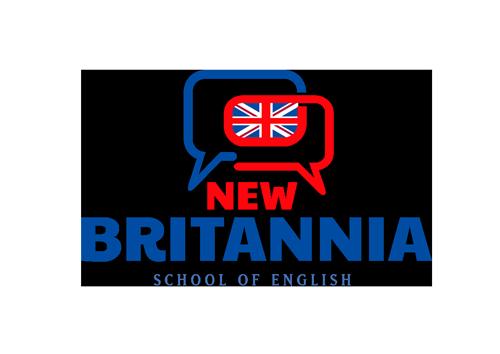 logo new britannia escola d'anglès a Horta - Barcelona
